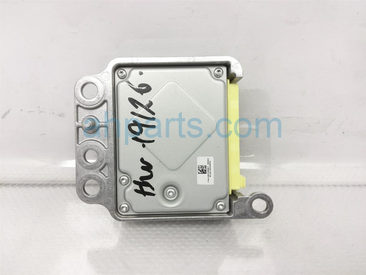 2010 Nissan 370z Srs Air Bag Module   Needs Reset 98820 1EA0A Replacement