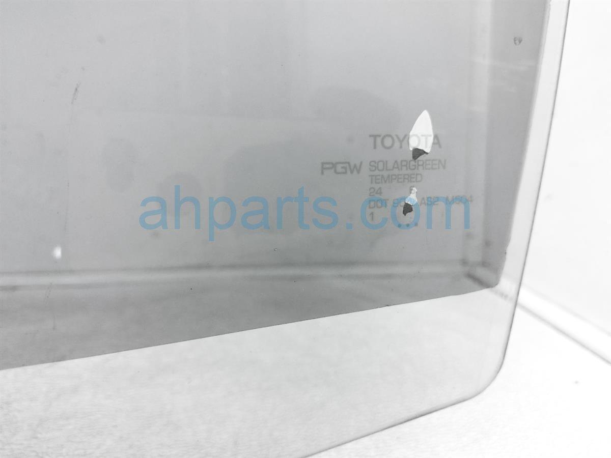 2016 Toyota Corolla Door / Glass Front Driver Window Glas 68102 02420 Replacement
