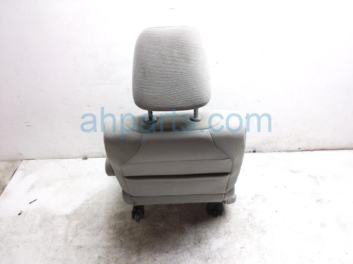 2016 Honda Pilot Front Passenger Seat   Grey   W/o Airbag 81121 TG7 A01ZC Replacement