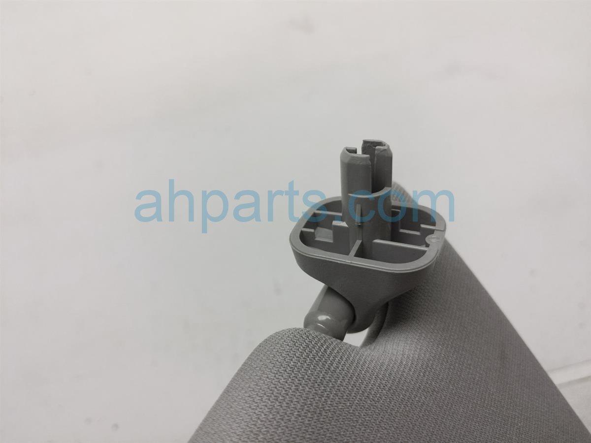 2016 Honda Pilot Passenger Sun Visor   Grey 83230 TG7 A01ZB Replacement