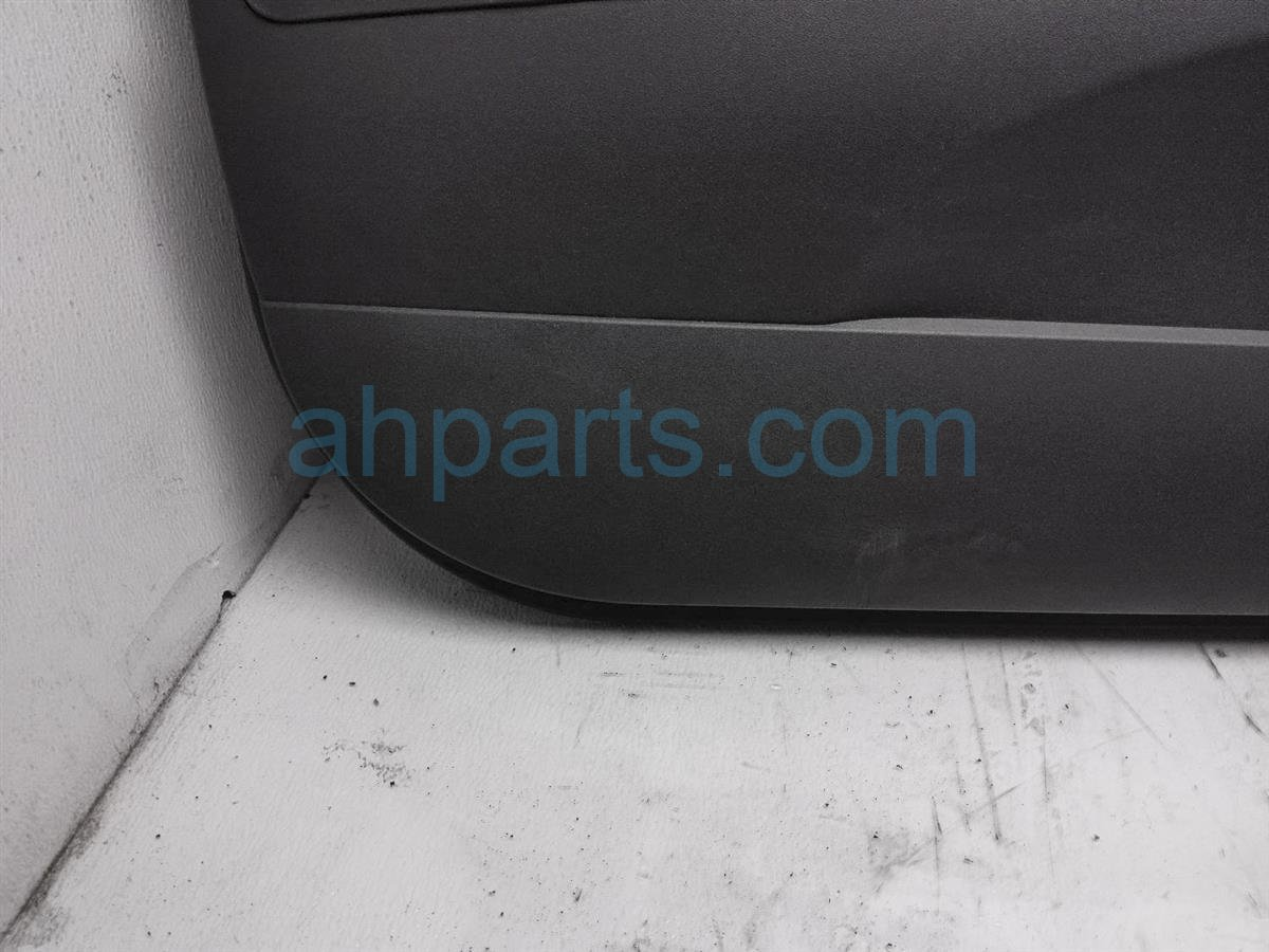 2009 Scion Tc Scion Front Trim / Liner Driver Interior Door Panel   Black 67620 21270 B4 Replacement