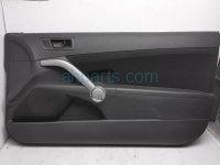 Scion RH INTERIOR DOOR PANEL - BLACK