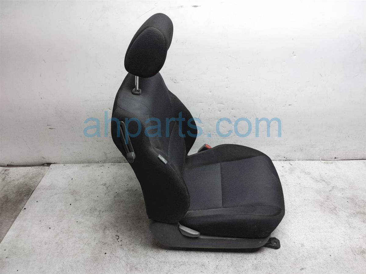 2009 Scion Tc Scion Front Passenger Seat   Black   71100 21730 B3 Replacement