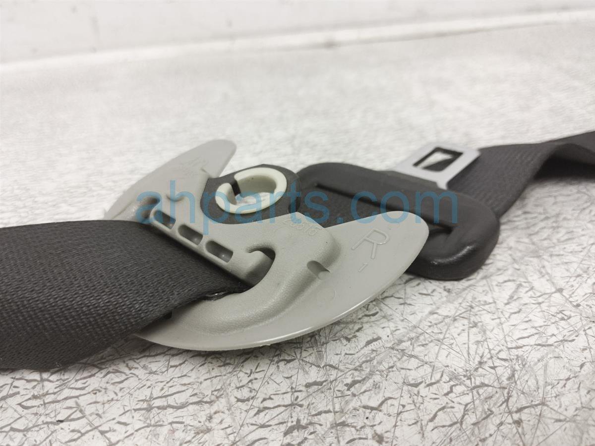 2009 Scion Tc Scion Front Passenger Seat Belt   Black 73210 21141 B0 Replacement