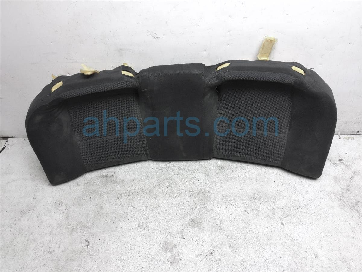 2009 Scion Tc Scion Back (2nd Row) Rear Seat Lower Cushion   Black Clth 71075 21411 B4 Replacement