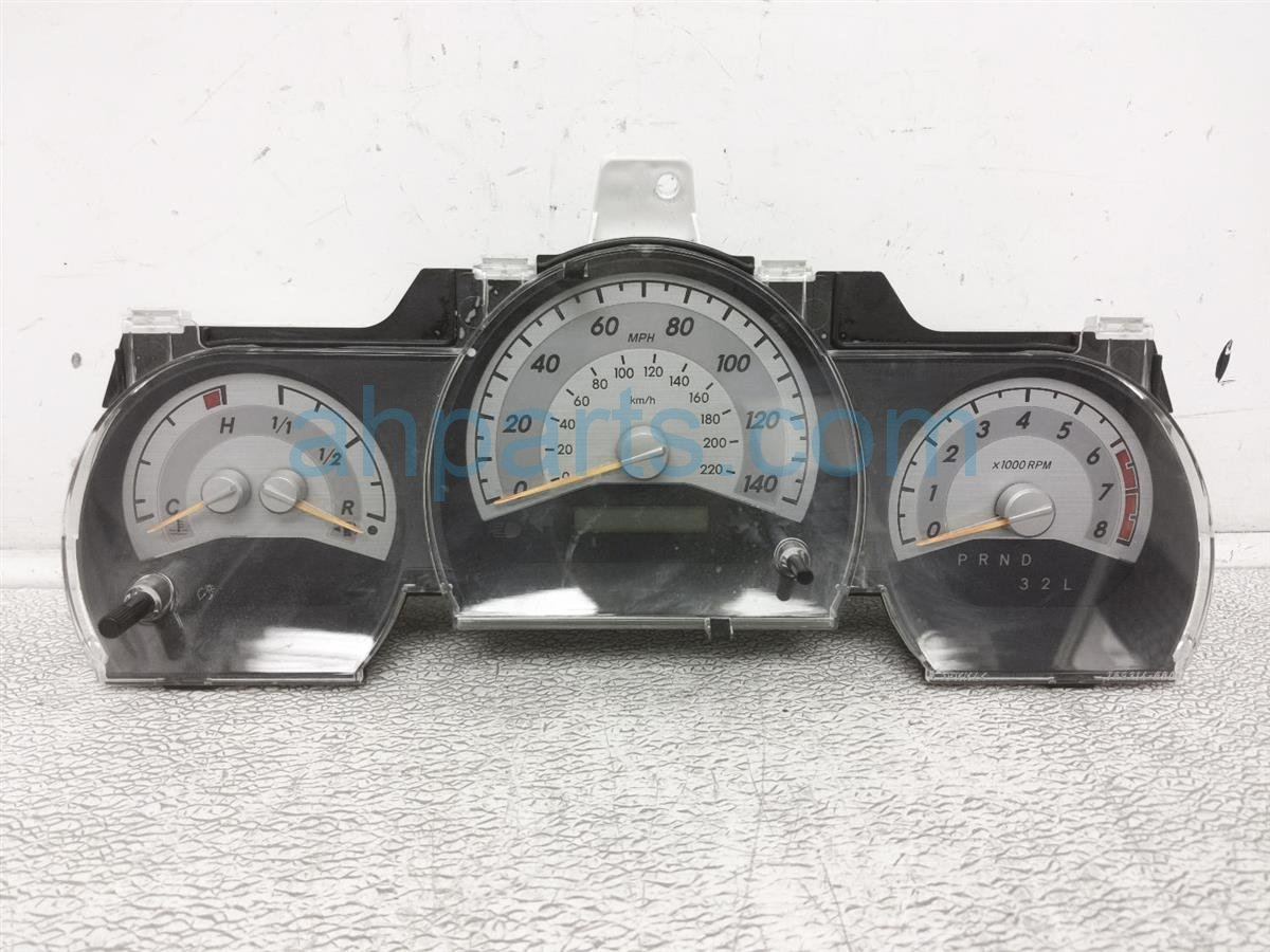 2009 Scion Tc Scion Speedometer / Gauge Speedo Instrument Cluster   93k Mile 83800 21380 Replacement