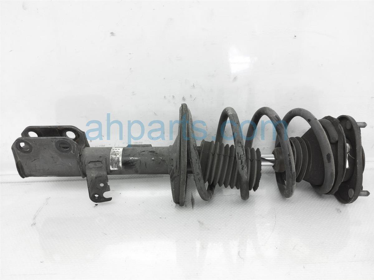 2009 Scion Tc Scion Front Passenger Strut Shock + Spring 48510 80142 Replacement