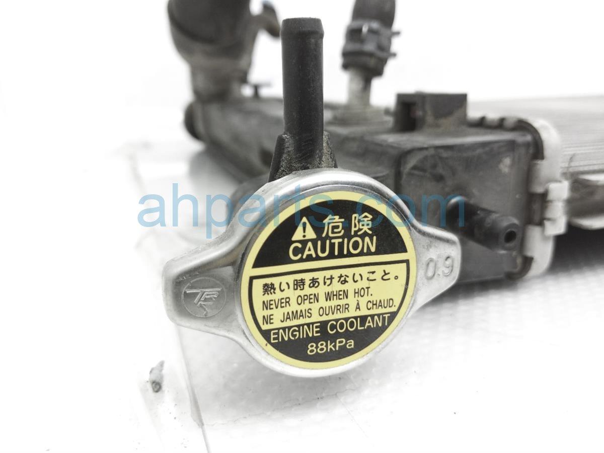 2009 Scion Tc Scion Radiator 16400 22170 Replacement