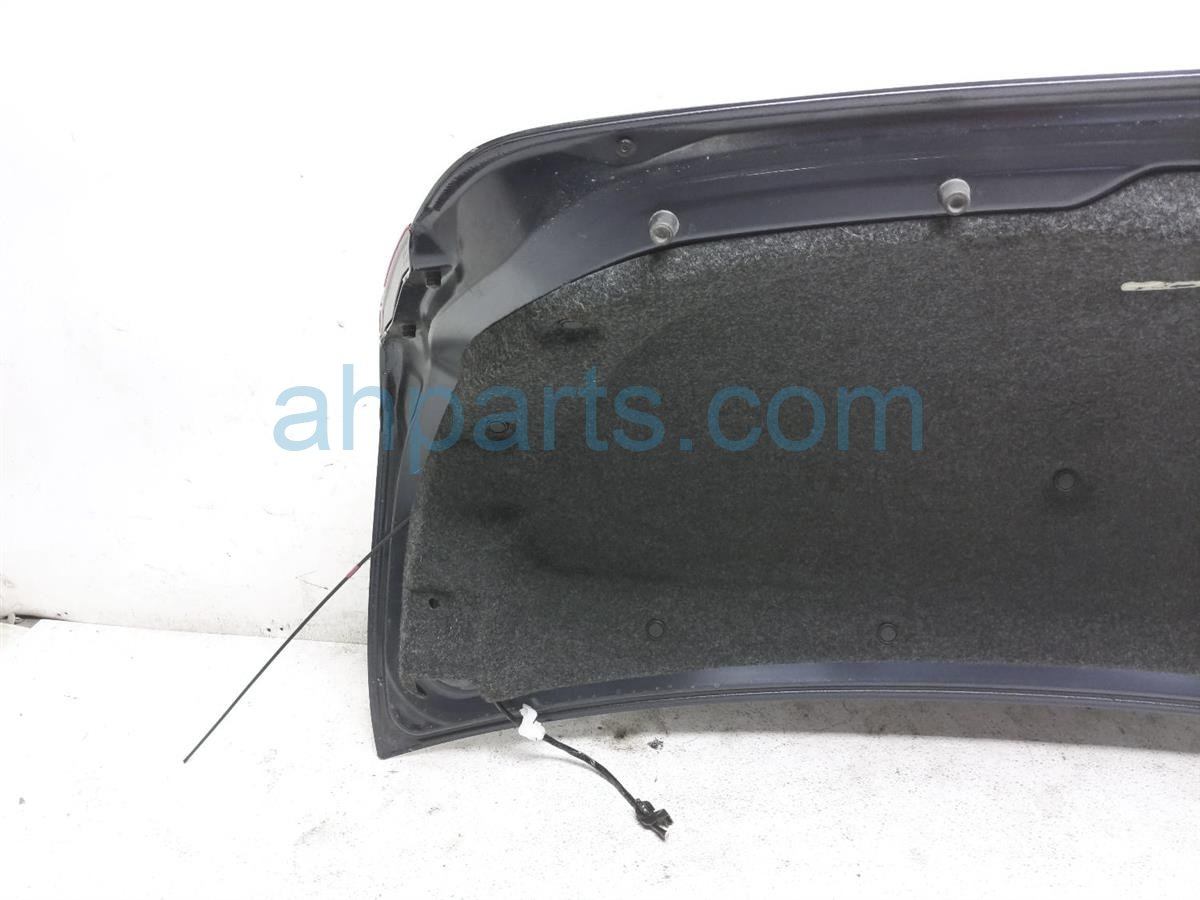 2015 Toyota Camry Trunk / Deck Lid   Blue 64401 06A50 Replacement