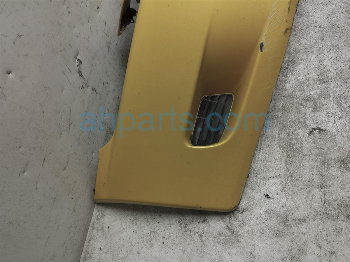 2002 Honda S2000 Front Bumper Cover   Yellow   04711 S2A A90ZZ Replacement