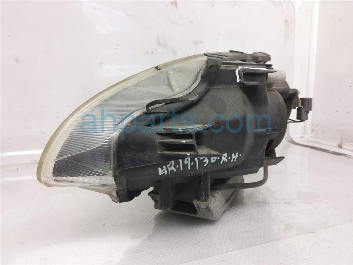 2002 Honda S2000 Headlight Passenger Head Light / Lamp   Needs Polish 33101 S2A A02 Replacement