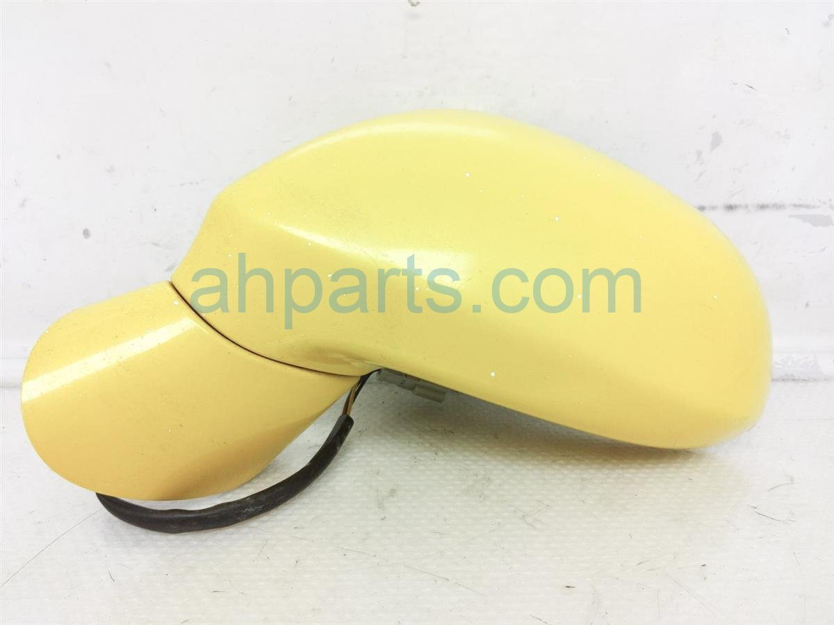 2002 Honda S2000 Driver Side Rear View Mirror   Yellow 76250 S2A A01ZF Replacement