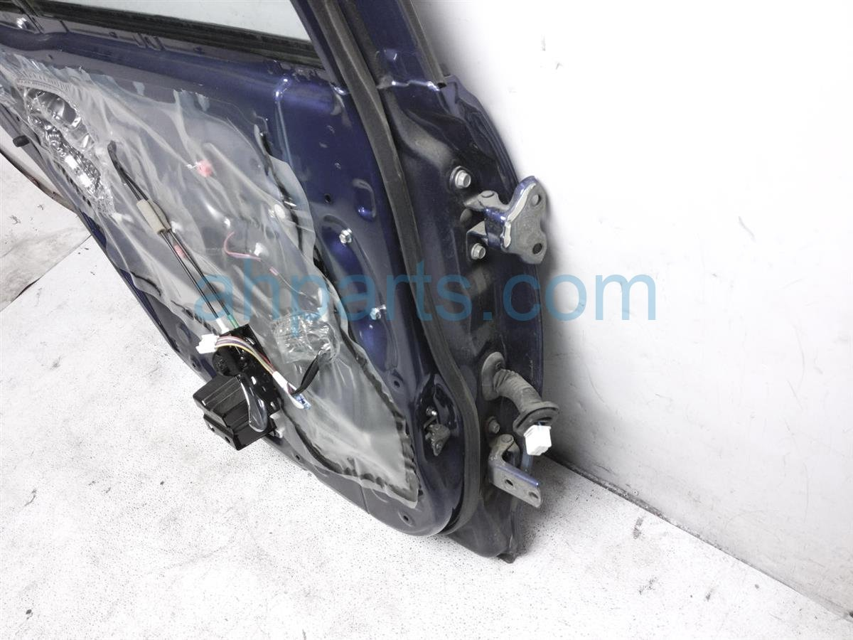 2008 Toyota Camry Rear Driver Door   Blue   Shell Only 67004 06071 Replacement