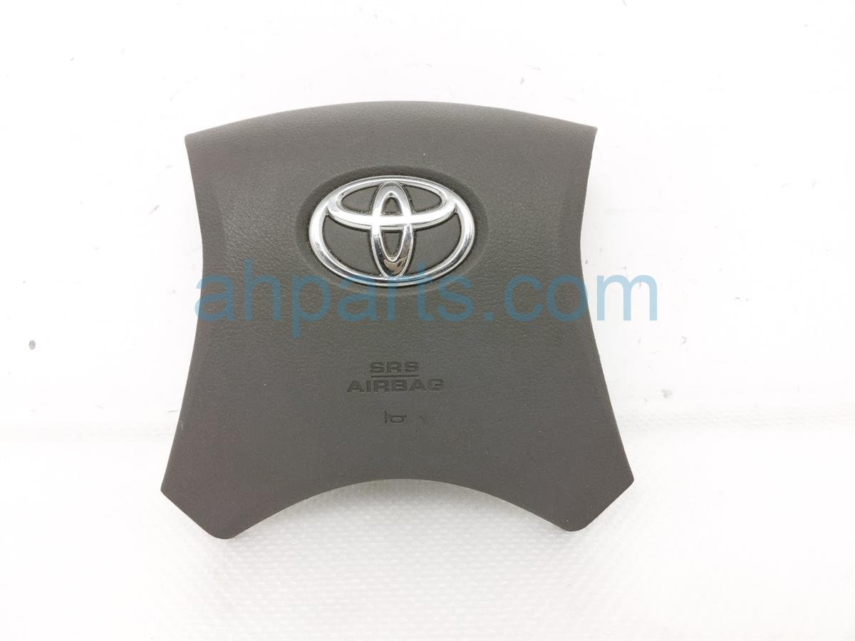 2008 Toyota Camry Airbag Steering Wheel Air Bag   Grey 45130 06131 B0 Replacement