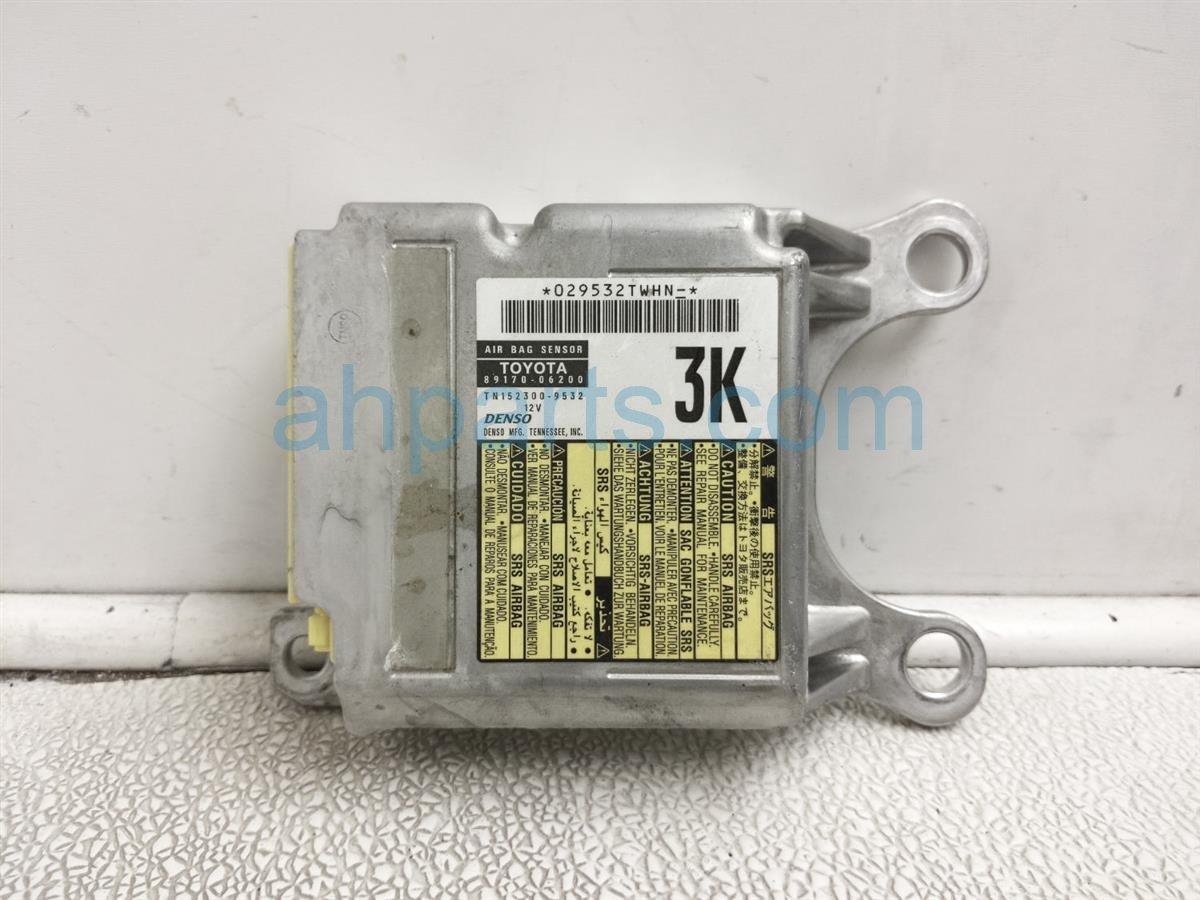 2008 Toyota Camry Srs Air Bag Module   Needs Reset 89170 06200 Replacement