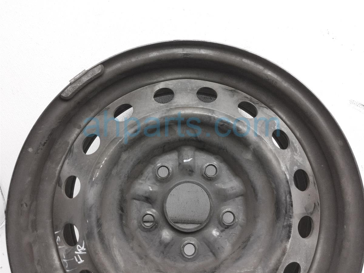 2008 Toyota Camry Front Passenger Wheel / Rim   Steel 42611 06350 Replacement