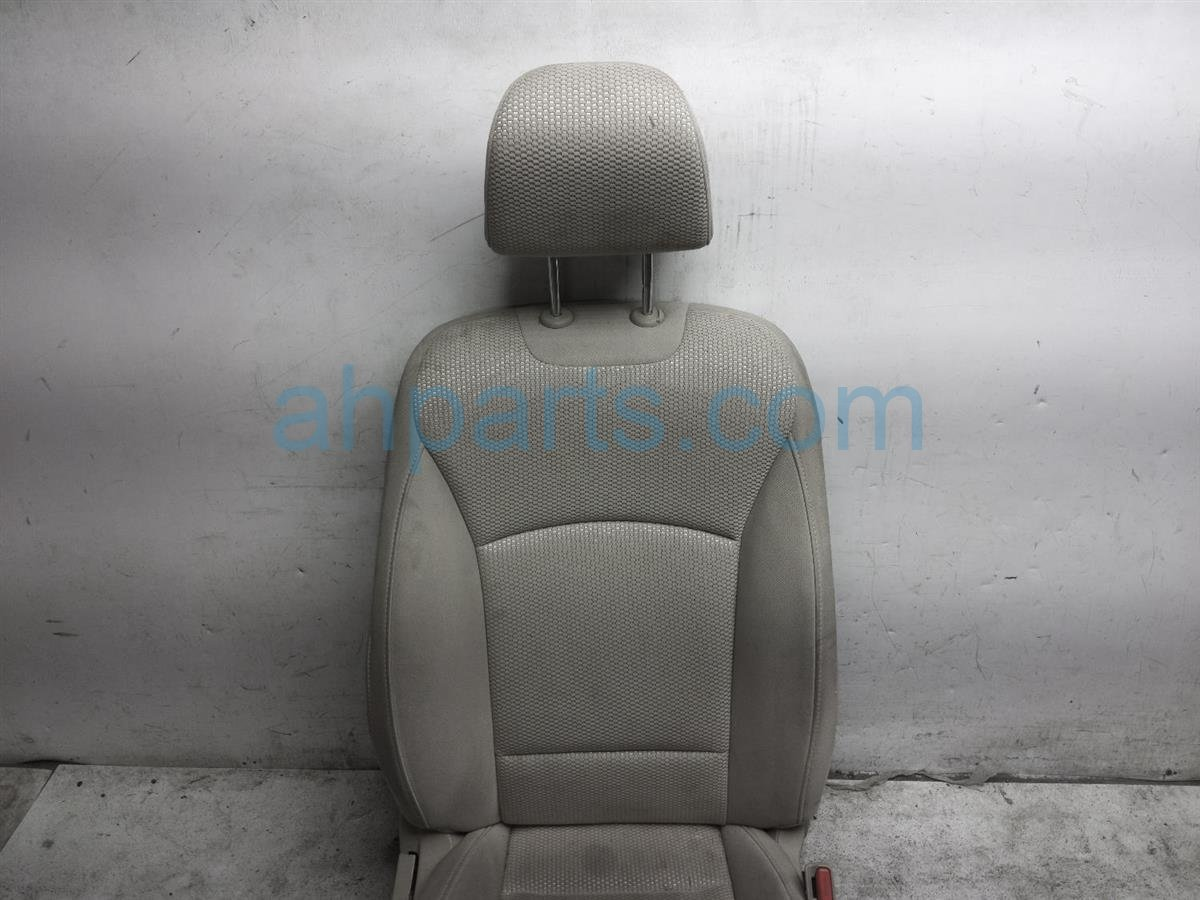 2017 Subaru Legacy Front Passenger Seat   Tan 64150AL02AWM Replacement