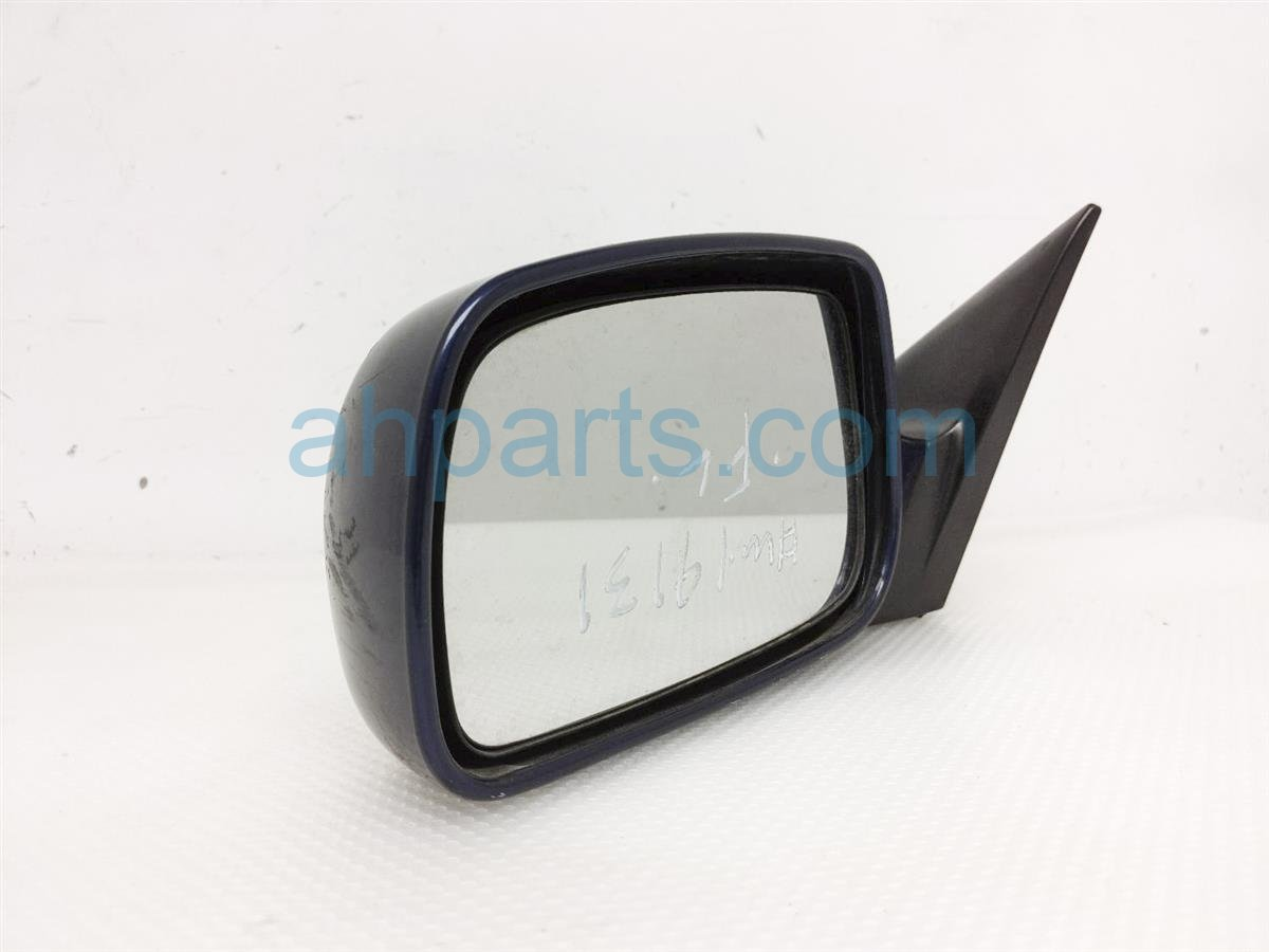 2008 Toyota Camry Rear Driver Side View Mirror   Blue 87940 06924 Replacement