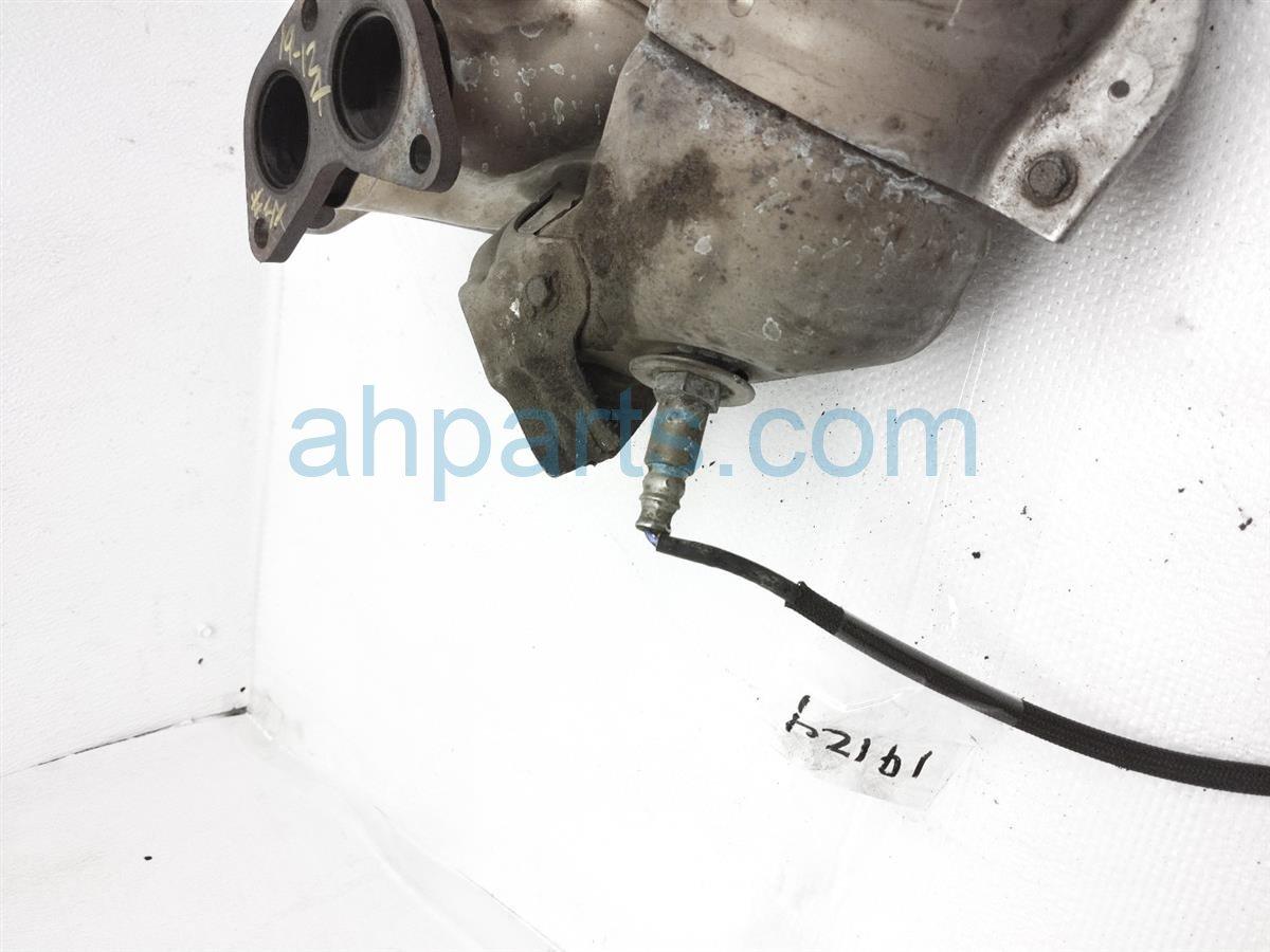 2013 Scion FR S Exhaust Manifold Upper Oxygen Sensor SU003 00425 Replacement