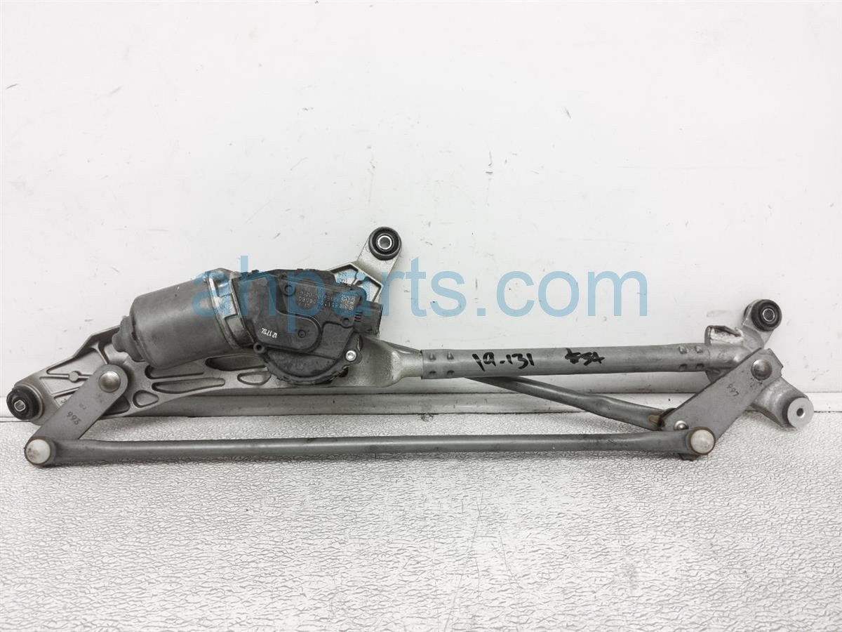 2008 Toyota Camry Front Windshield Arms Windsheild Wiper Motor+ Assy 85110 33050 Replacement
