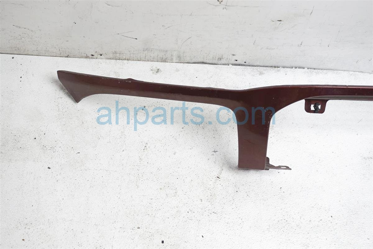 2005 Toyota Rav 4 Front Bumper Lower Panel Trim Red 53931 42030 Replacement