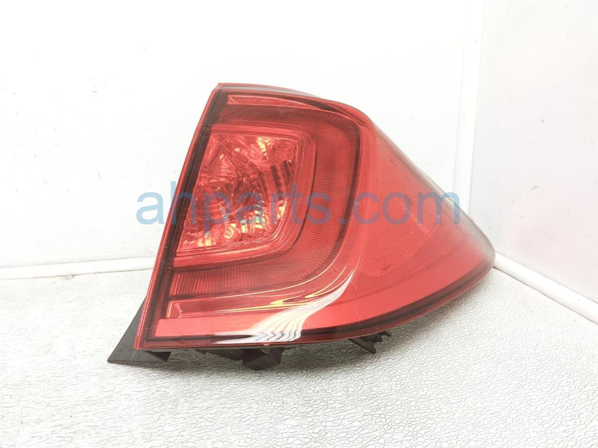 2016 Honda Pilot Lamp Rear Passenger Tail Light 33500 TG7 A01 Replacement