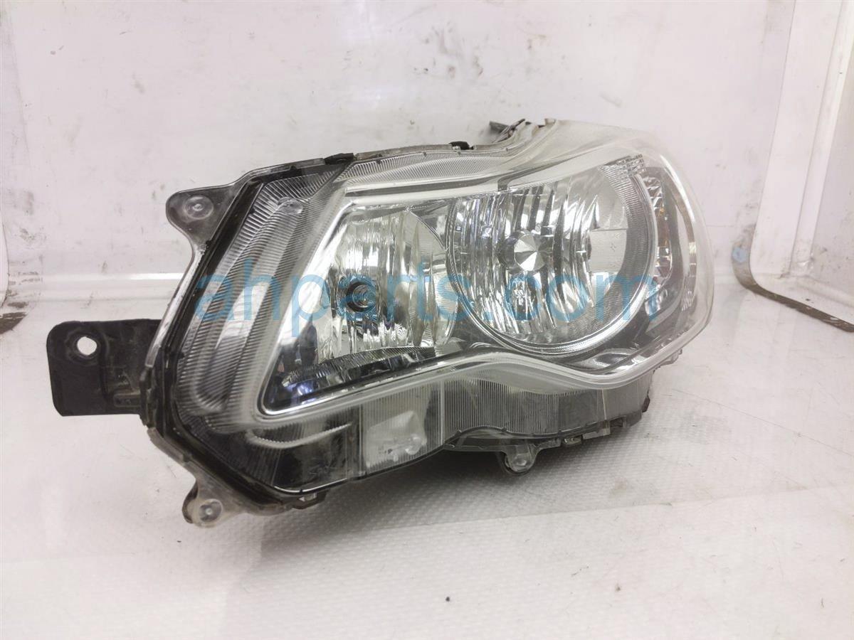 2017 Subaru Crosstrek Driver Headlight / Lamp   Needs Polish 84001FJ550 Replacement