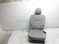 $170 Honda 2ND ROW RH SEAT - GRAY CLOTH