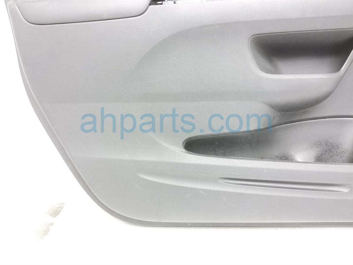 2015 Honda CR V Trim Liner Front Driver Interior Door Panel   Blk/tan 83552 T0A A73ZA Replacement