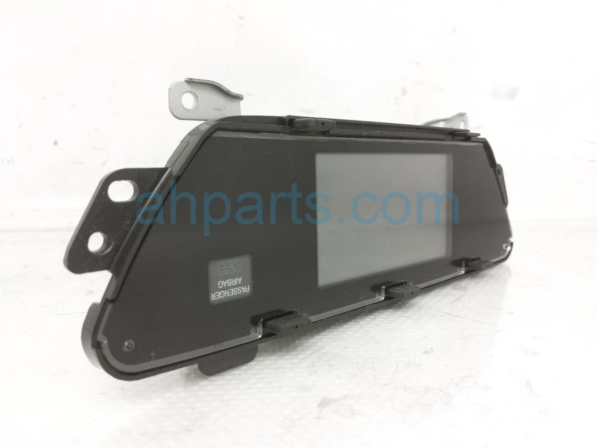 2015 Honda CR V Upper Display Screen 39710 T1W A61 Replacement