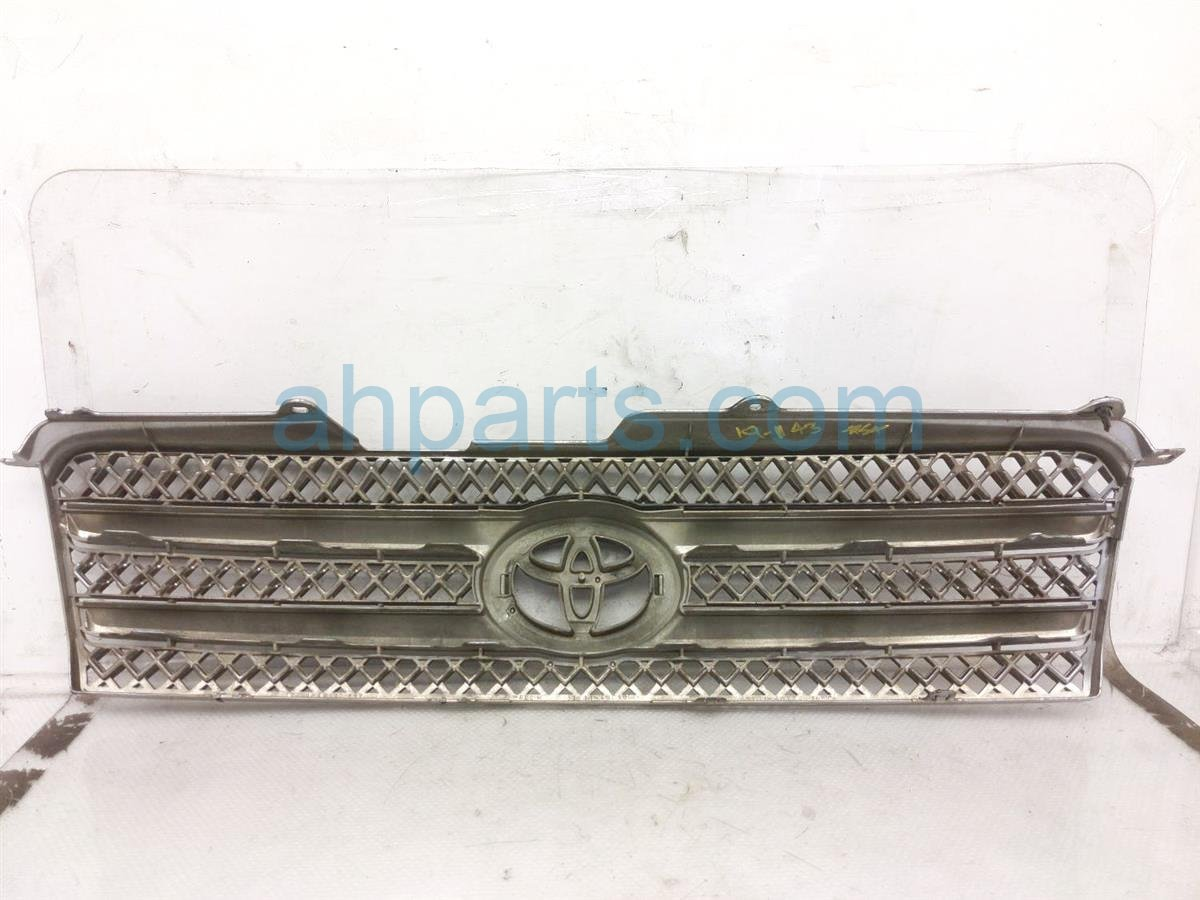2007 Toyota Highlander Upper Grille 53111 48090 Replacement