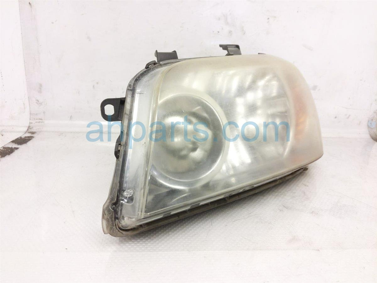 2007 Toyota Highlander Driver Headlight / Lamp   Needs Polish 81170 48570 Replacement