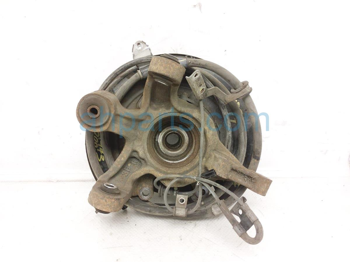 2007 Toyota Highlander Axle Stub Rear Passenger Spindle Knuckle Hub 42304 48031 Replacement
