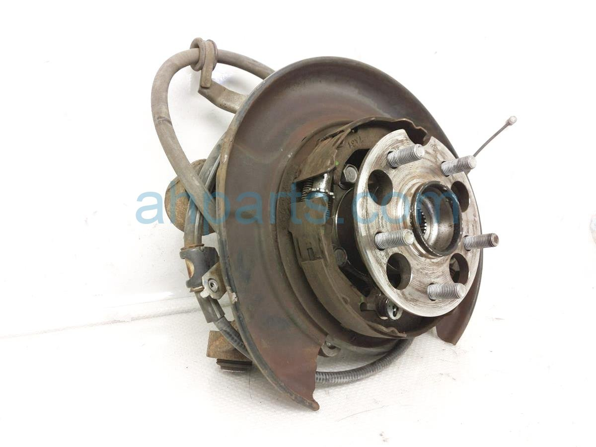 2007 Toyota Highlander Axle Stub Rear Driver Spindle Knuckle Hub 42305 48031 Replacement