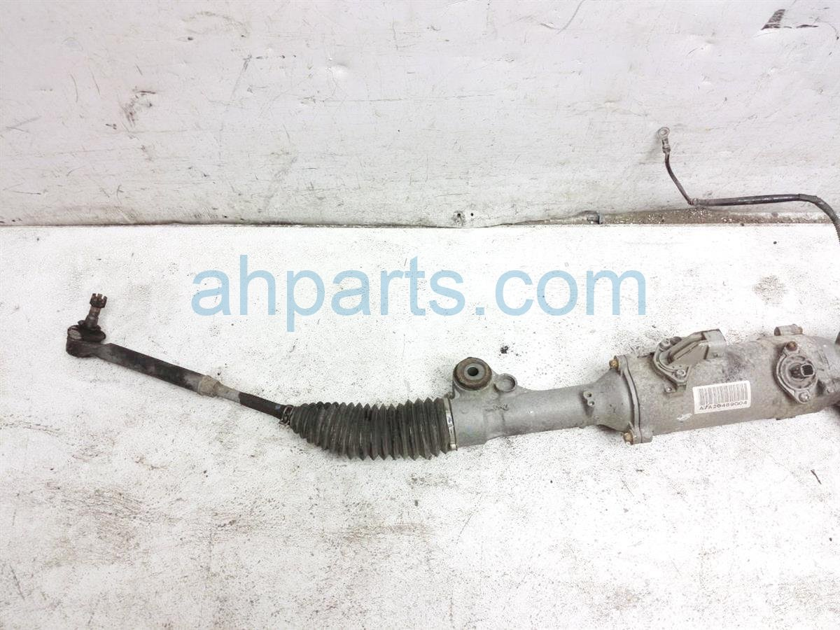 2007 Toyota Highlander And / Gear Box Power Steering Rack & Pinion 44200 48133 Replacement