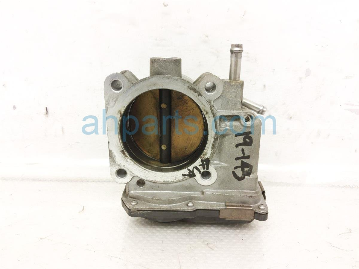 2007 Toyota Highlander Throttle Body 22030 20060 Replacement