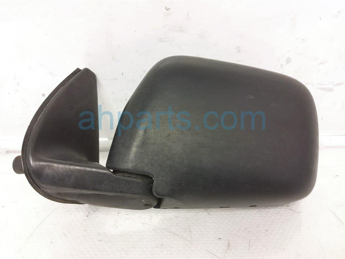 1998 Toyota T100 Driver Side Rear View Mirror   Mat Black 87940 0W030 Replacement