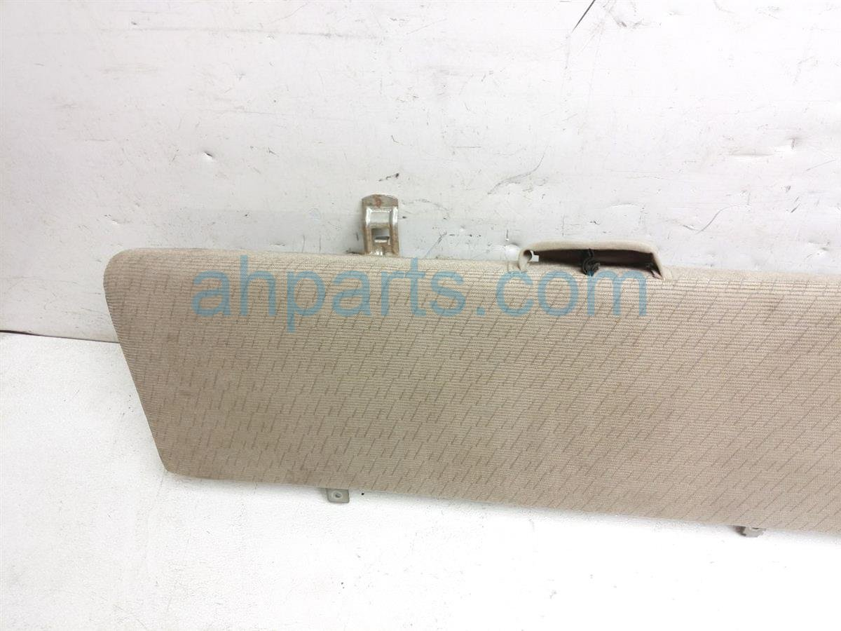 1998 Toyota T100 Back (2nd Row) Rear Seat Top Portion   Tan 64270 34050 E0 Replacement