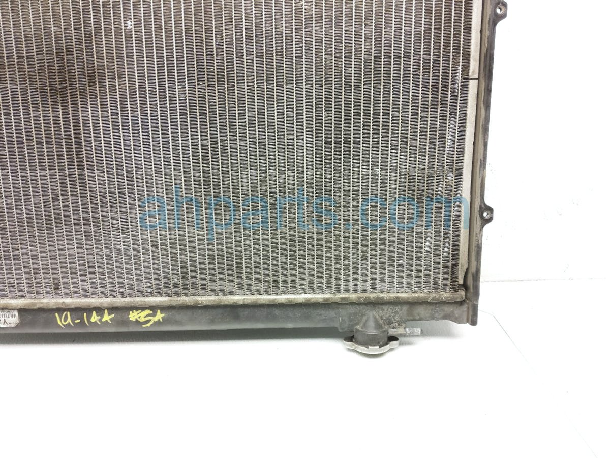 1998 Toyota T100 V6 Mt Radiator 16410 0W041 Replacement