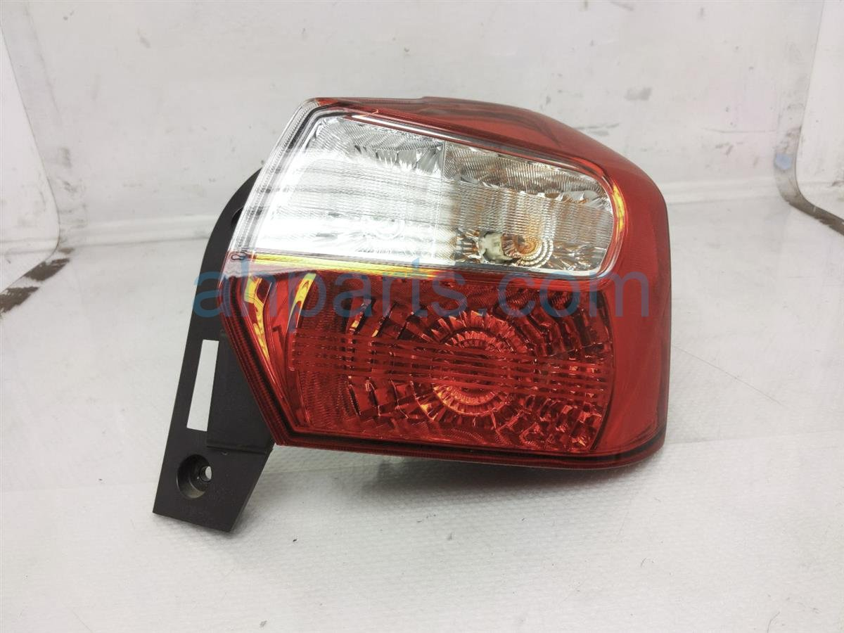 2014 Subaru Xv Crosstrek Rear Passenger Tail Lamp   Light On Body   84912FJ060 Replacement