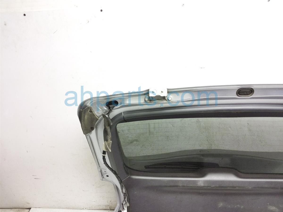 2014 Subaru Xv Crosstrek Deck / Trunk Lid Rear Tailgate Hatch, Silv Blue 60809FJ0119P Replacement