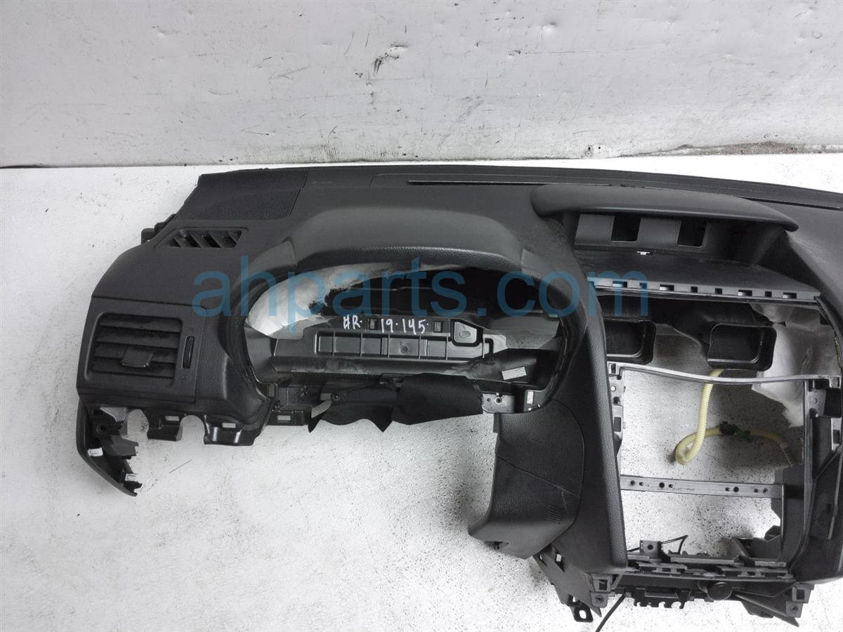 2014 Subaru Xv Crosstrek Dashboard W/ Airbag   Black 66040FJ010 Replacement