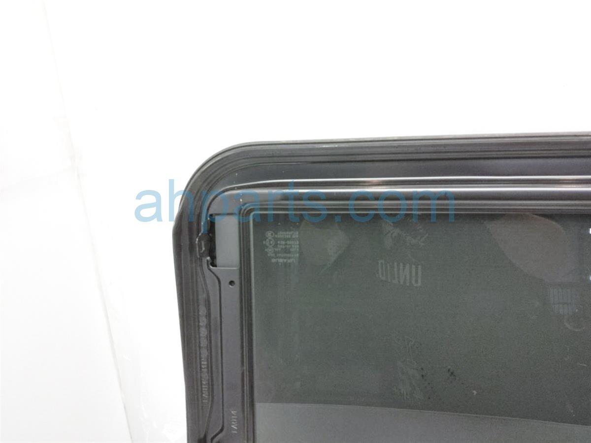 2014 Subaru Xv Crosstrek Sunroof / Sun Roof Glass Window   65430FJ000 Replacement