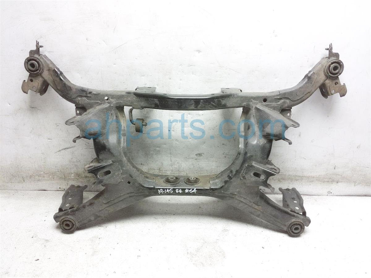 2014 Subaru Xv Crosstrek Crossmember Rear Sub Frame/cradle Beam   20152SG011 Replacement