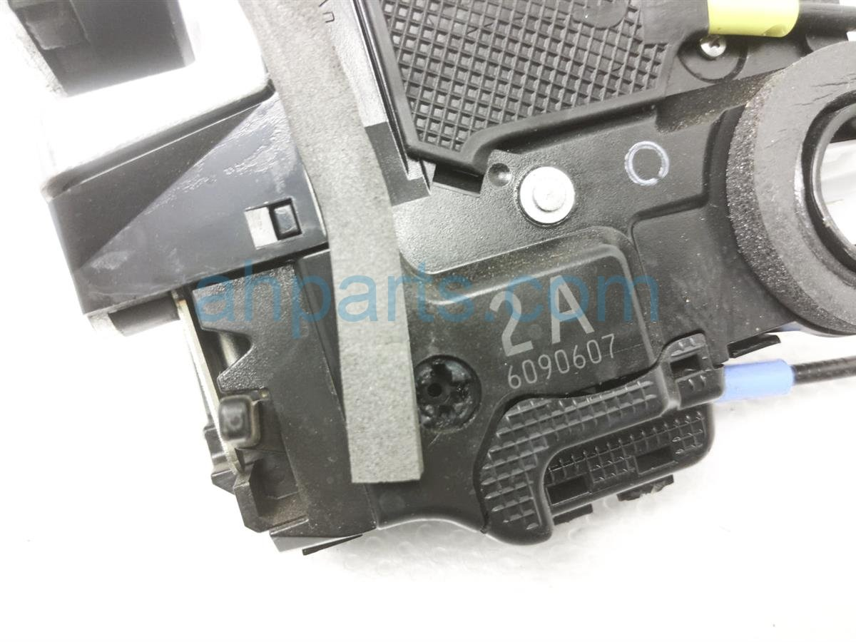 2017 Subaru Forester 4dr Rear Driver Door Latch Actuator Lock   61035SG010 Replacement
