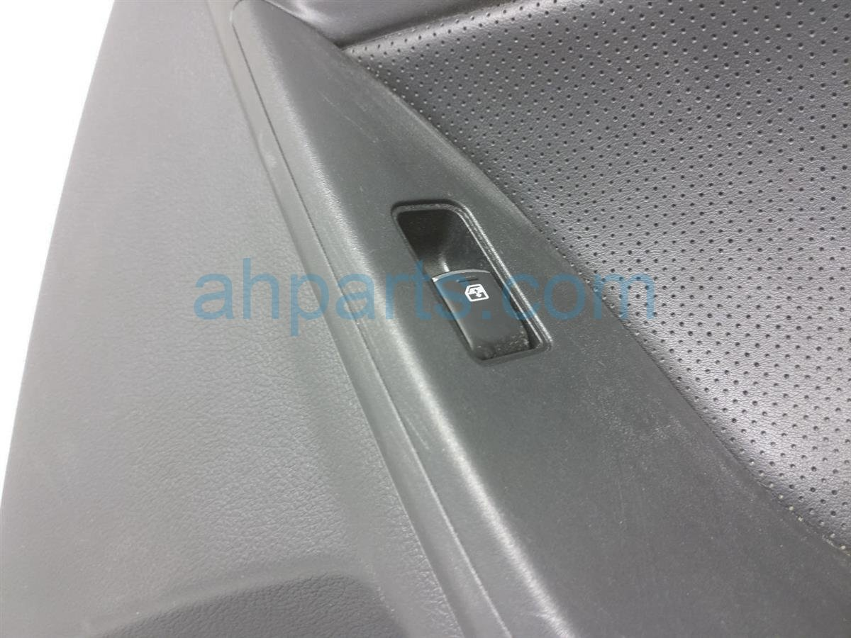 2017 Subaru Forester Rear Passenger Door Panel (trim Liner)   Black 94222SG440VI Replacement