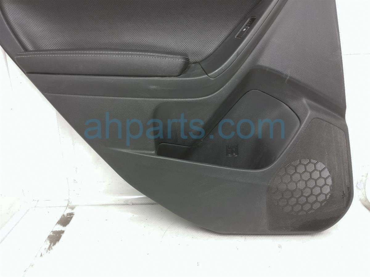 2017 Subaru Forester Rear Driver Door Panel (trim Liner) Black 94222SG450VI Replacement