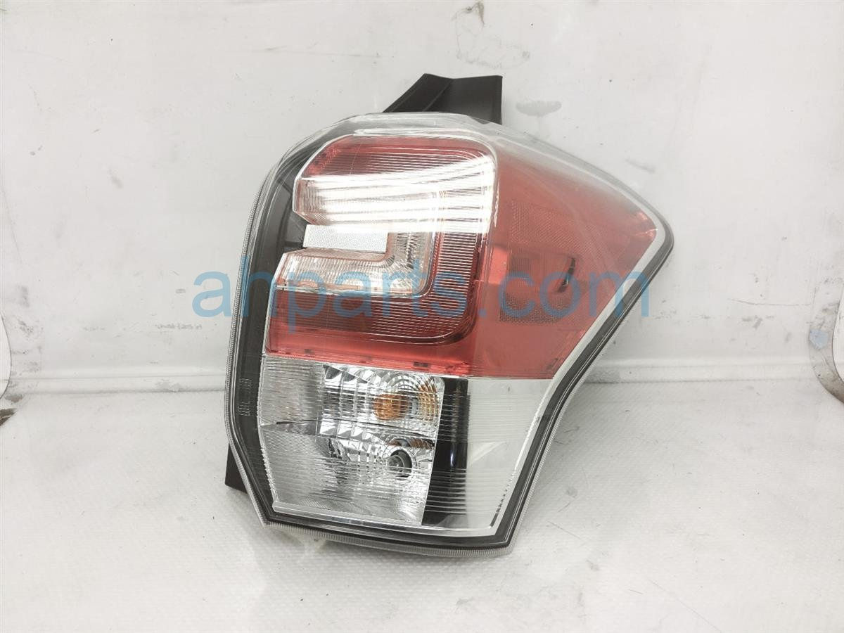 2017 Subaru Forester Rear Passenger Tail Lamp   Light On Body   84912SG141 Replacement