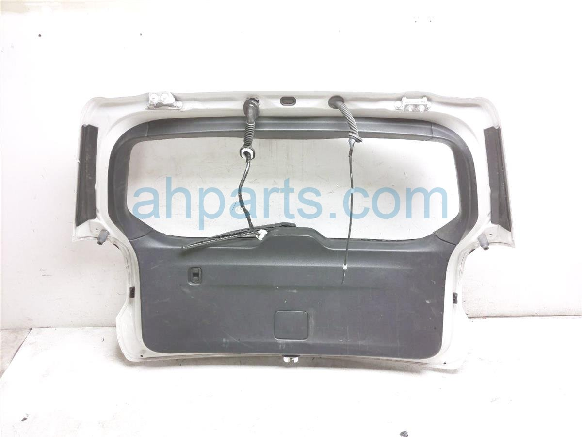 2017 Subaru Forester Deck / Trunk Lid Tailgate Hatch White 60809SG0709P Replacement