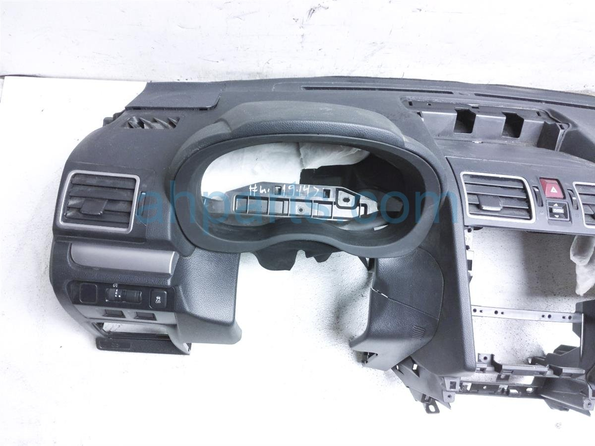 2017 Subaru Forester Dashboard With Airbag Black 66040FJ030 Replacement